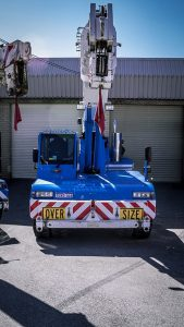 Mobile Crane For Hire