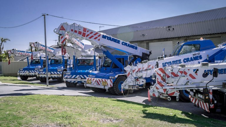 Myaree Crane Hire Perth - About Us