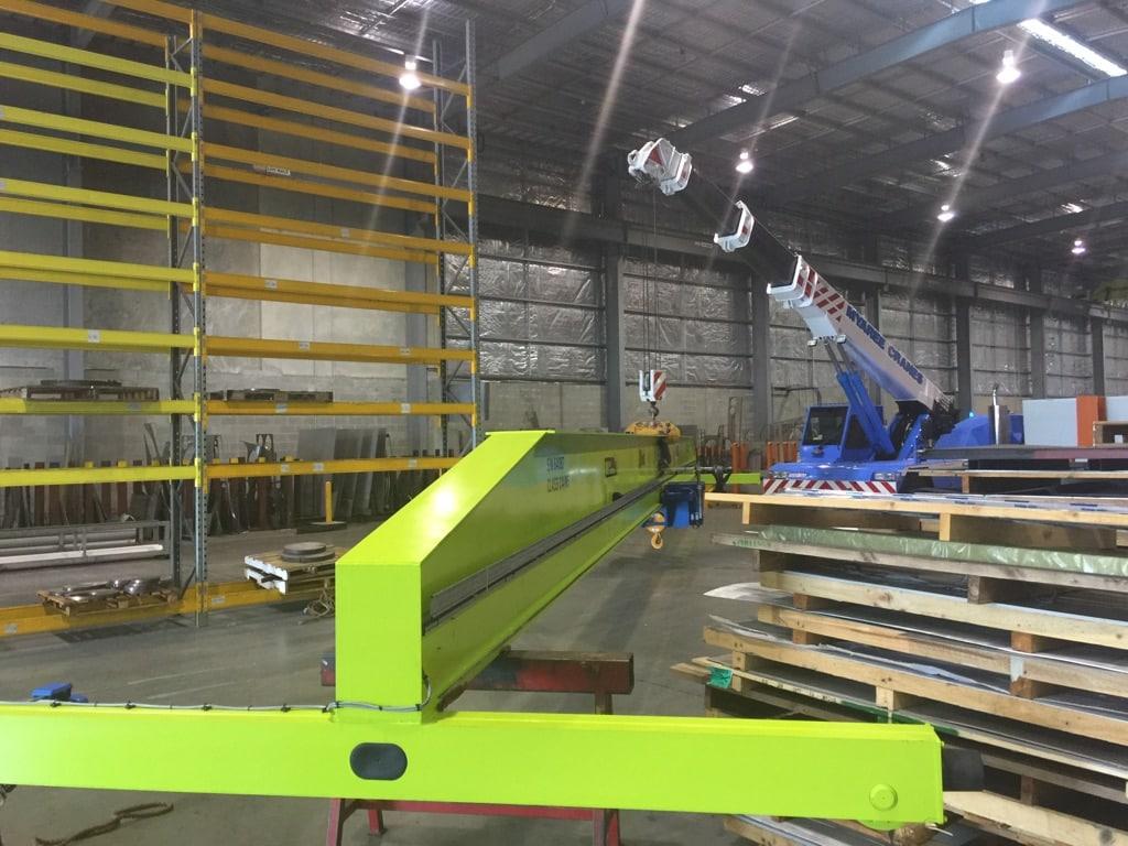 25T Fr lifting overhead crane beam